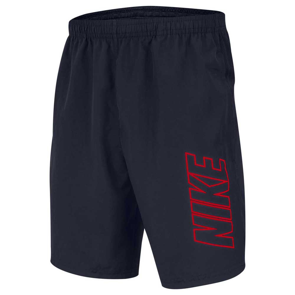 Nike Short Dry Academy Wp S Obsidian / University Red
