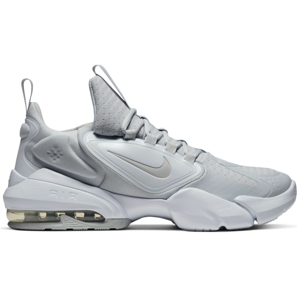 Nike Air Max Alpha Savage EU 40 1/2 Pure Platinum / White