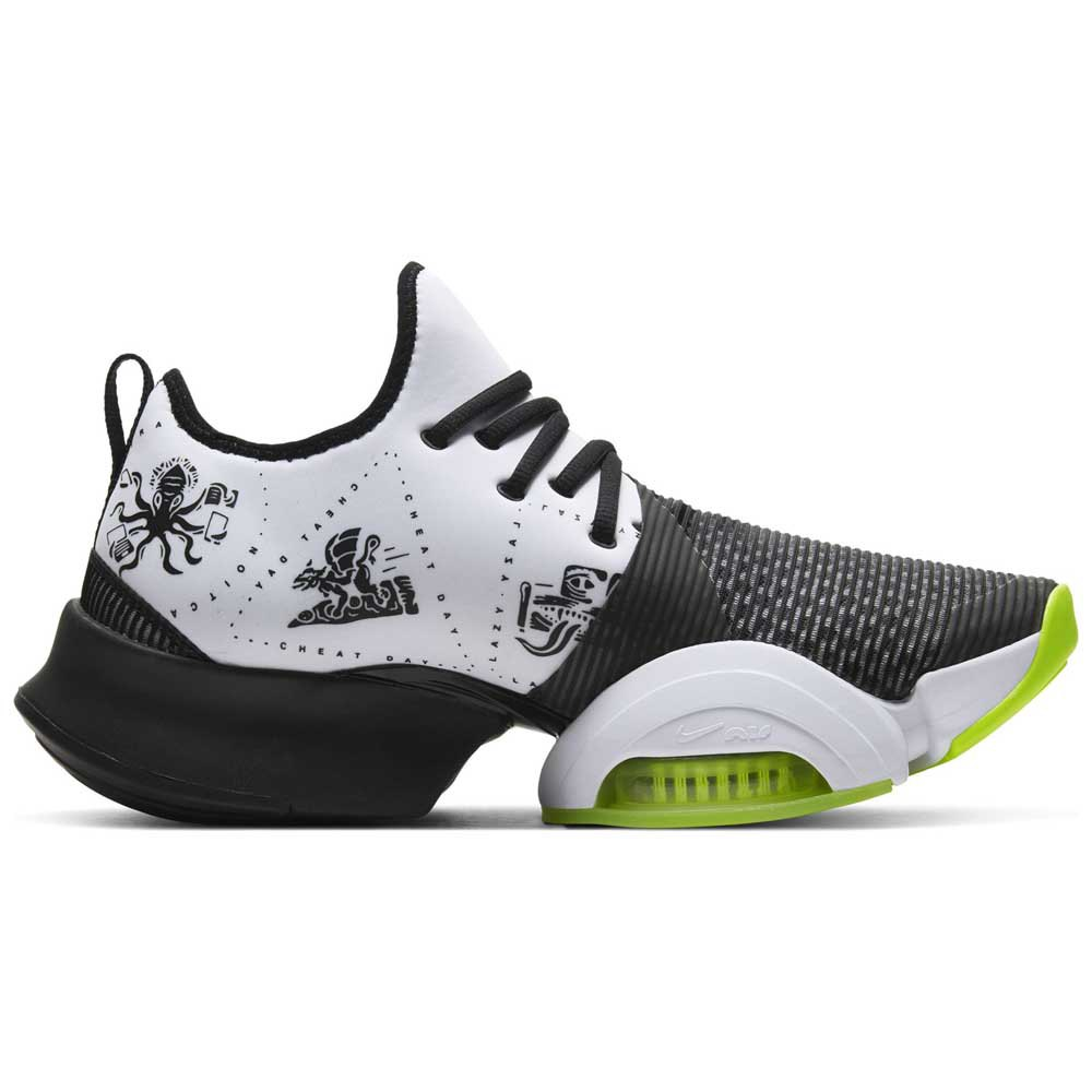 Nike Air Zoom Superrep EU 46 Black / White / Volt