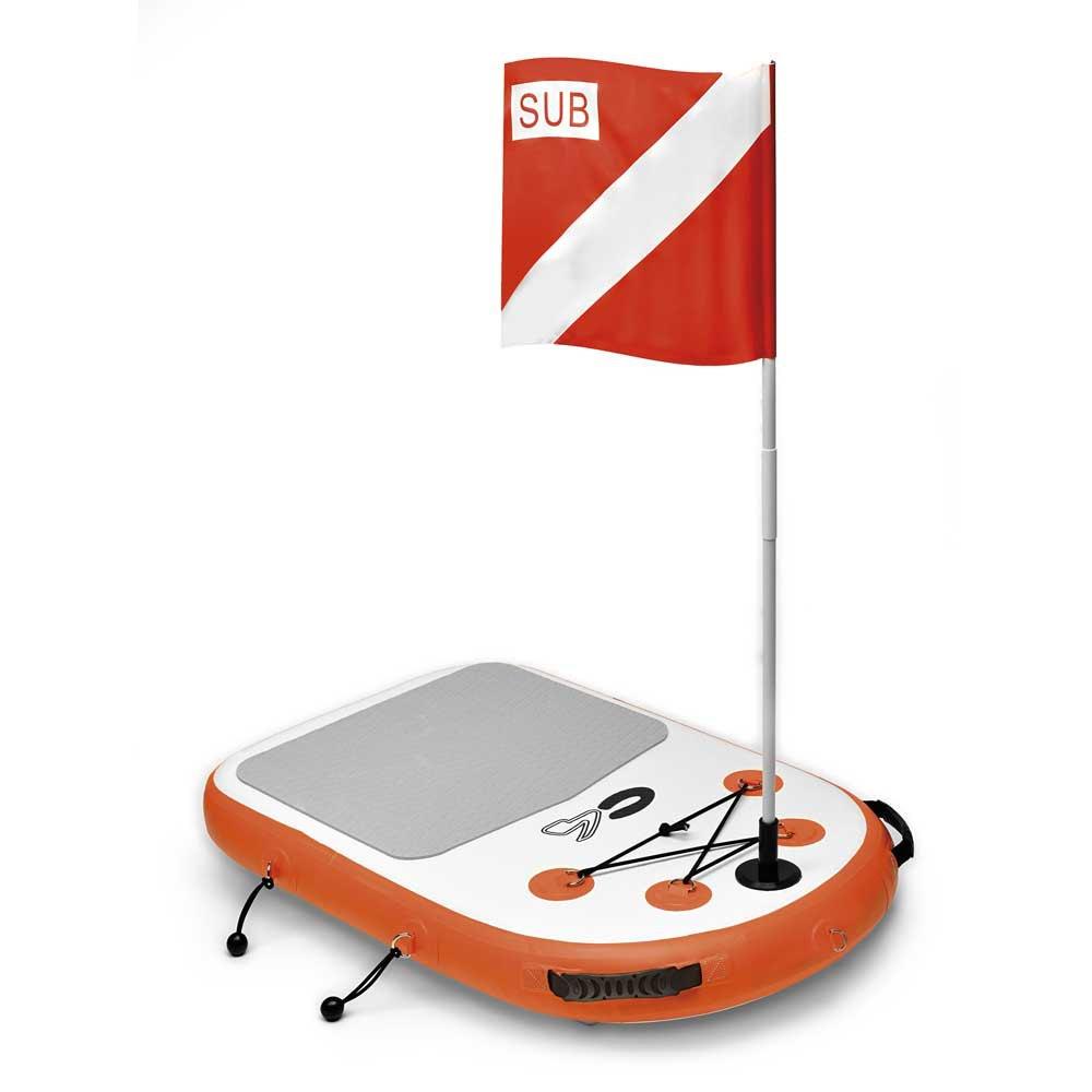 C4 Cruiser White Orange Tauchbojen Cruiser