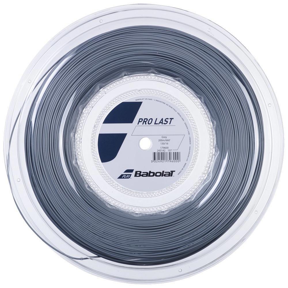Babolat Pro Last 200 M 1.30 mm Grey