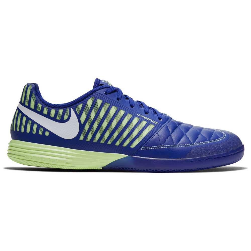 Nike Lunar Gato Ii Ic EU 45 Hyper Blue / White / Barely Volt