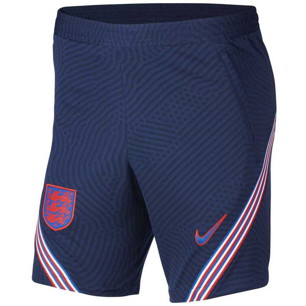 Nike Dri Fit England 20/21 XL Midnight Navy / Sport Royal / Challenge Red