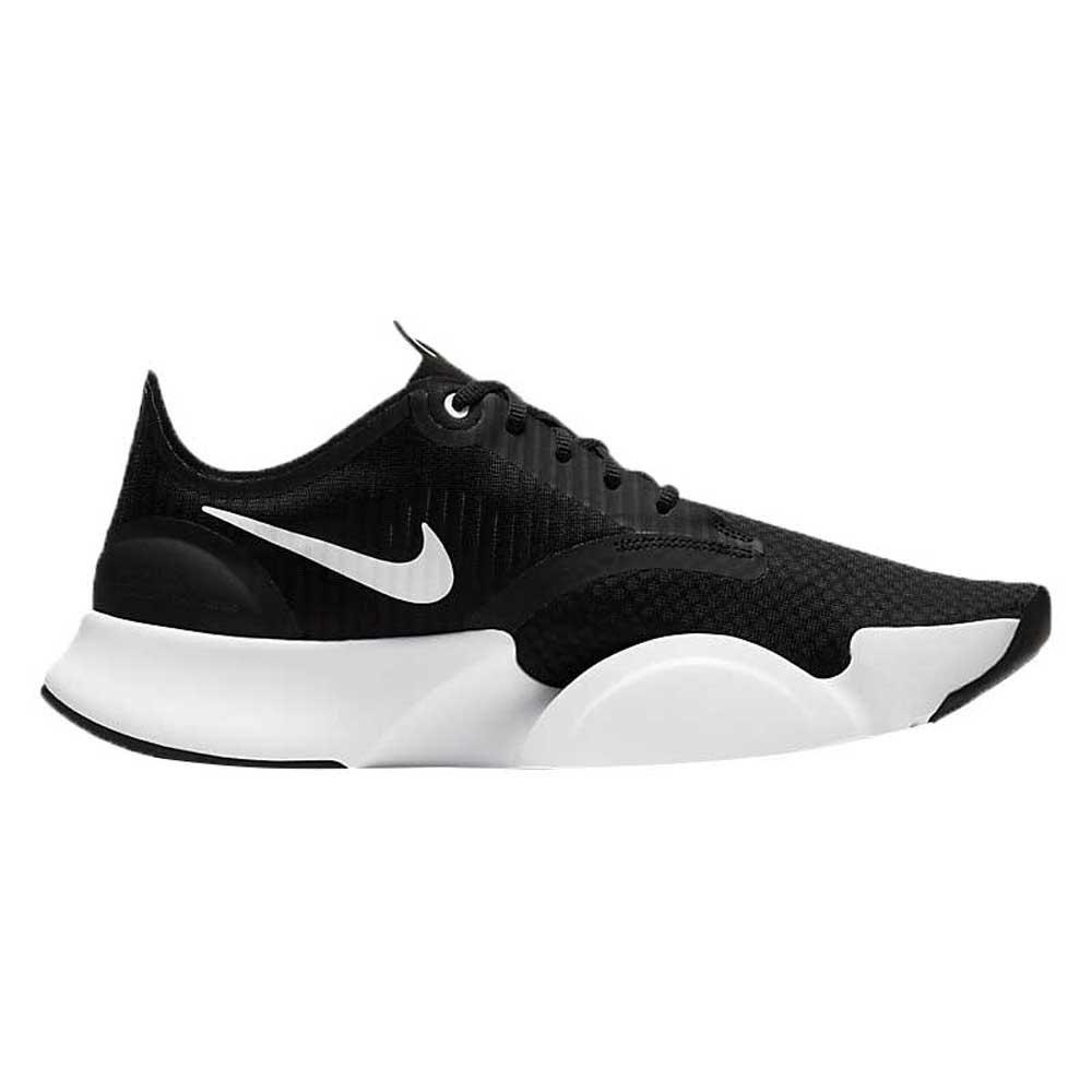 Nike Superrep Go EU 45 Black / White / Dk Smoke Grey