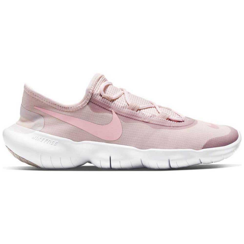 Nike Free Rn 5.0 EU 41 Champagne / Pink Glaze / Barely Rose