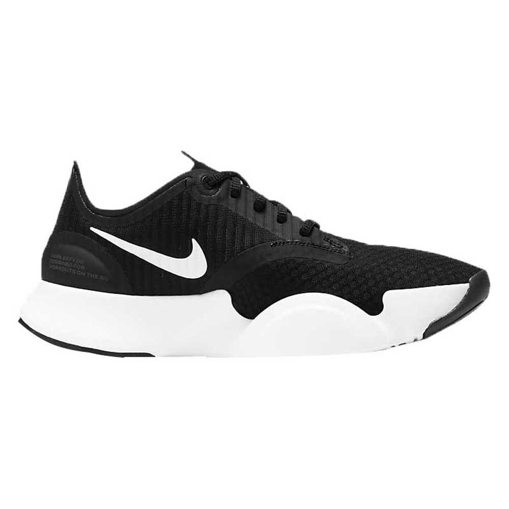 Nike Superrep Go EU 41 White / Black / Dk Smoke Grey