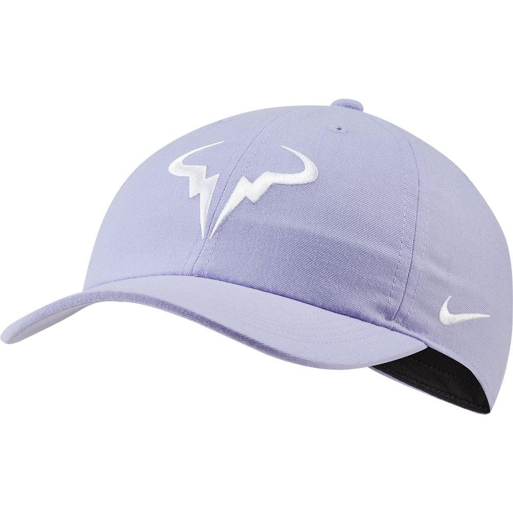 Nike Court Aerobill Rafa Heritage 86 One Size Purple Pulse / White