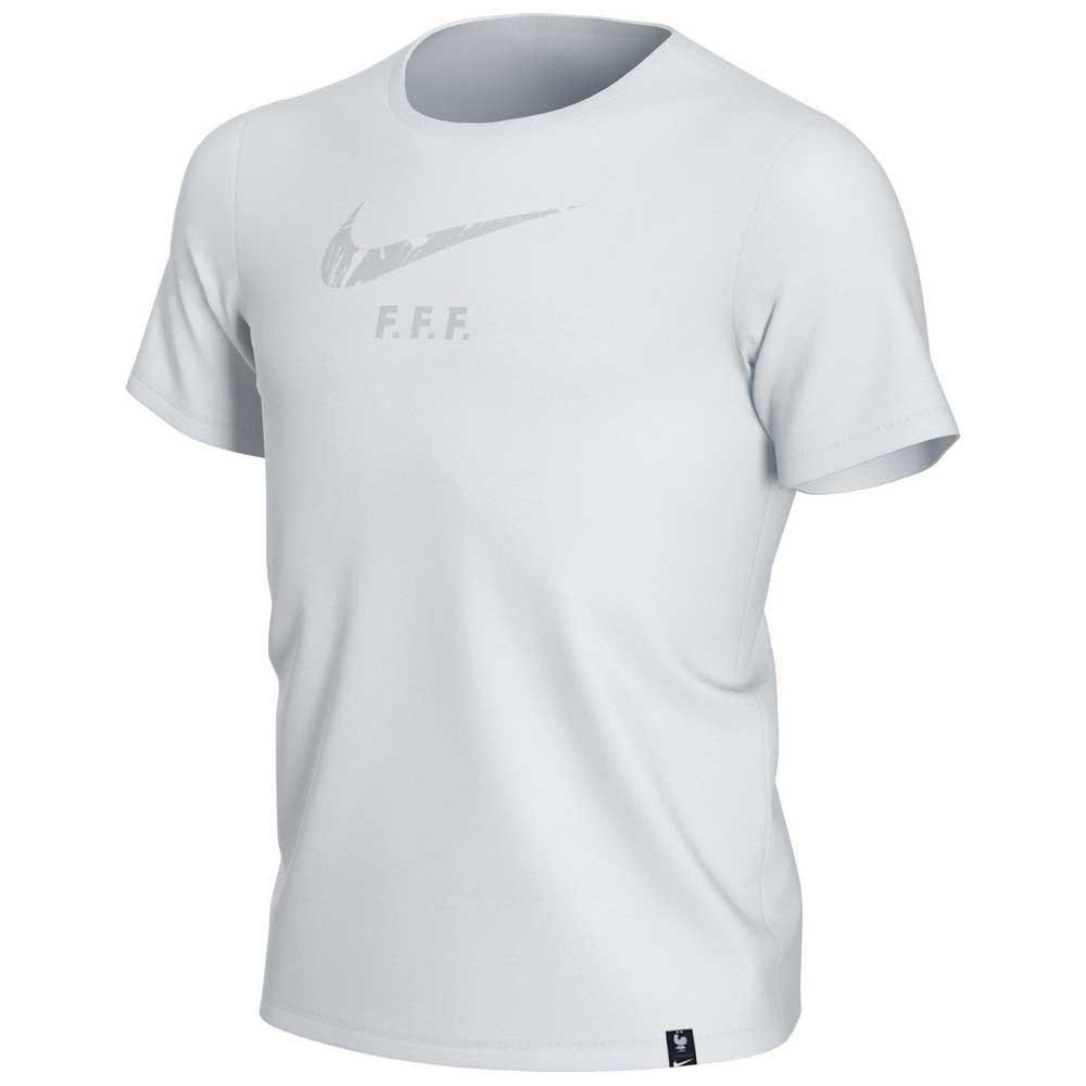 Nike France Training Ground 2020 Junior S White
