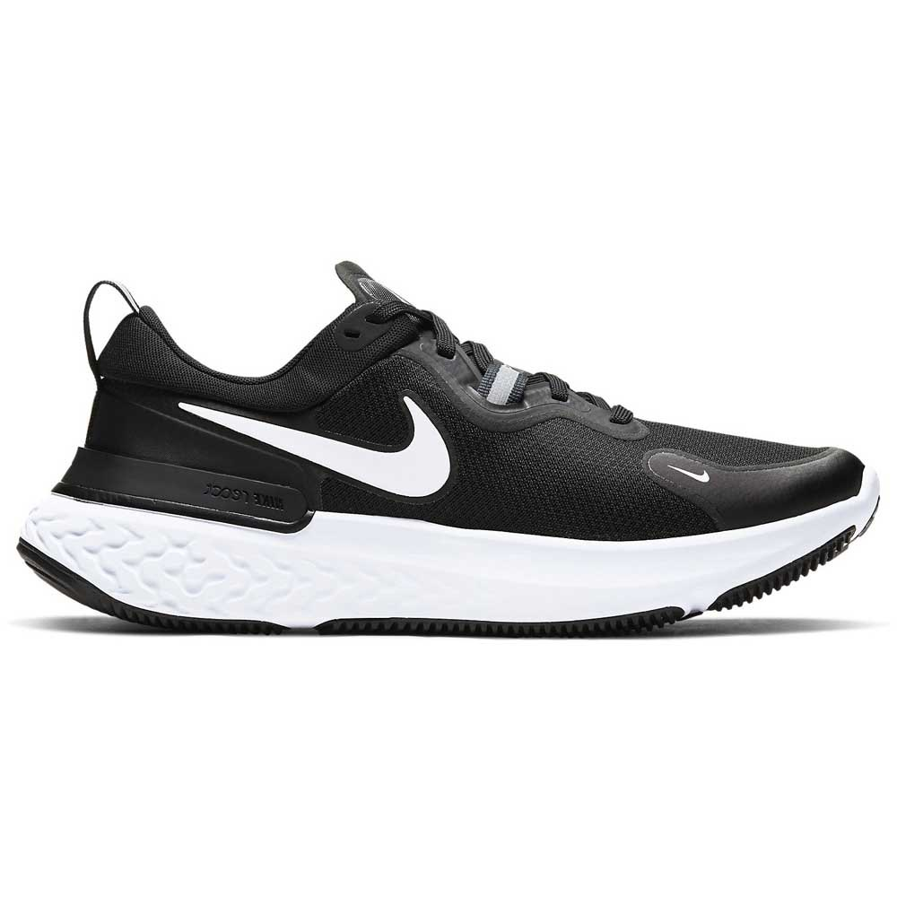 Nike React Miler EU 43 Black / White / Dark Grey / Anthracite