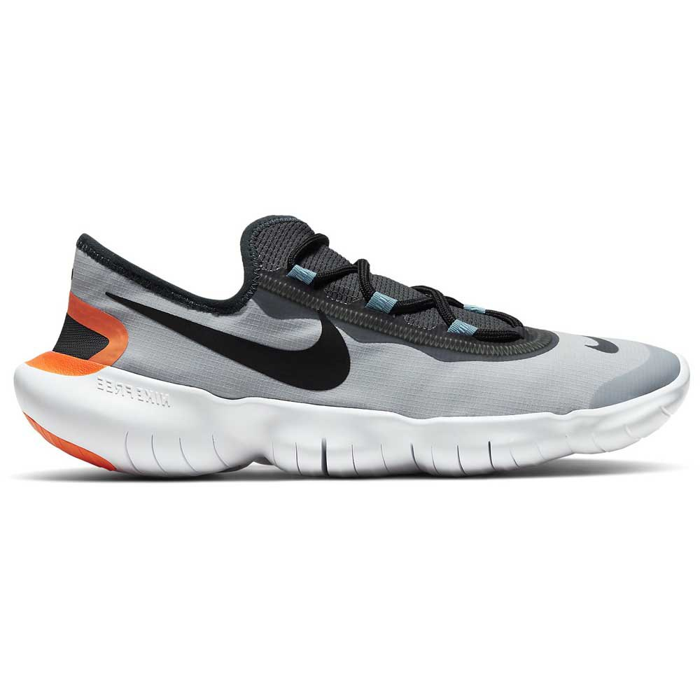Nike Free Rn 5.0 EU 45 Aura / Black / Dk Smoke Grey / Cerulean