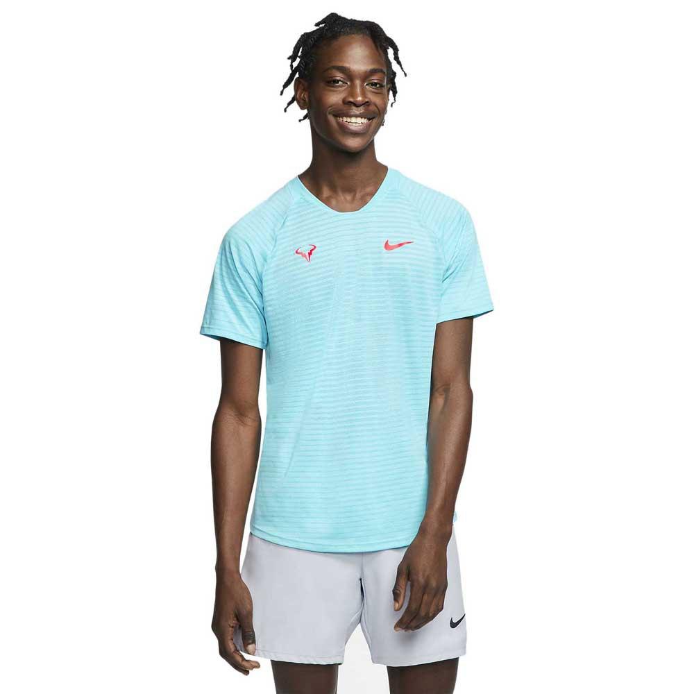 Nike Court Aeroreact Rafa Slam S Polarized Blue / Laser Crimson