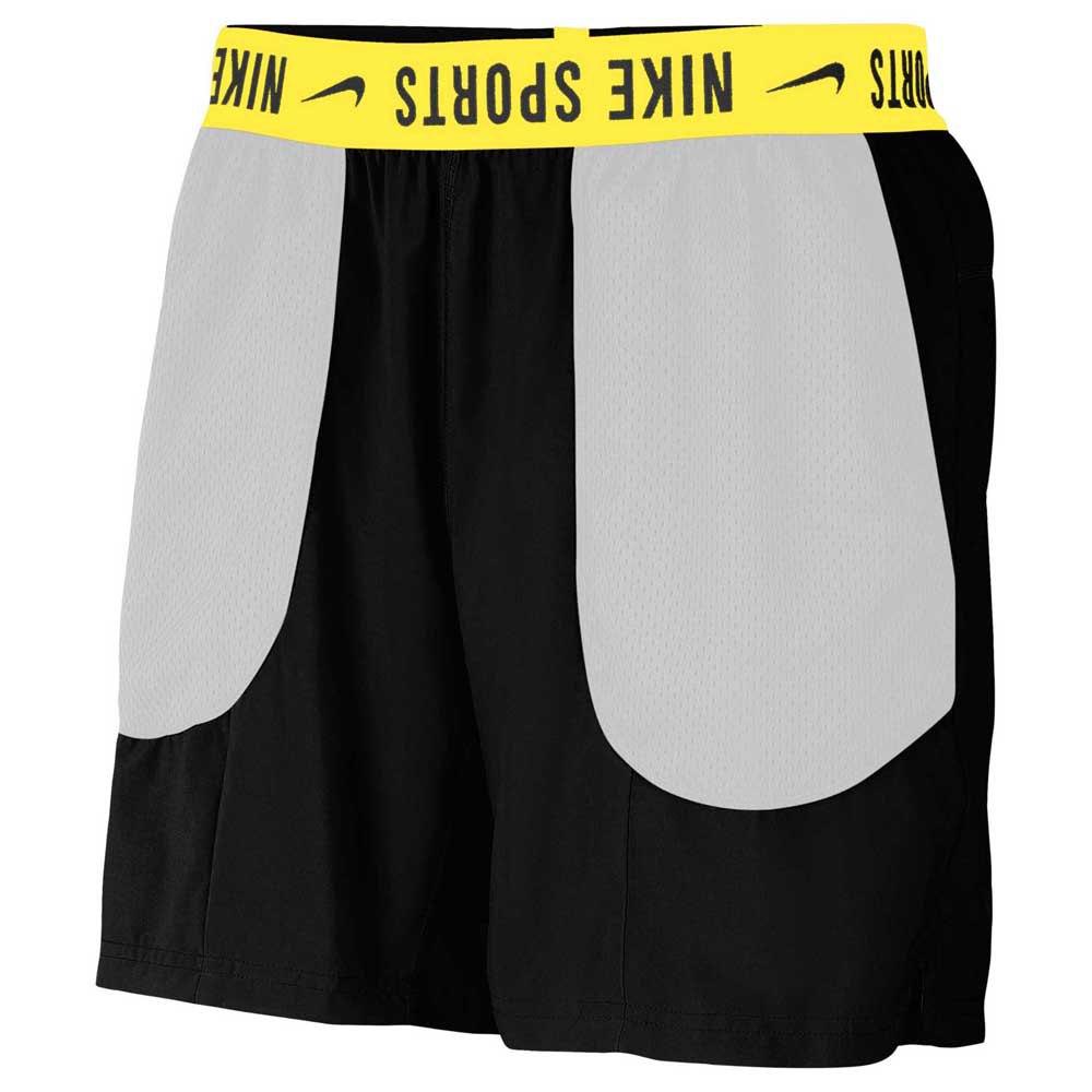Nike Reversible L Black / White / Lemon Venom / Lemon Venom