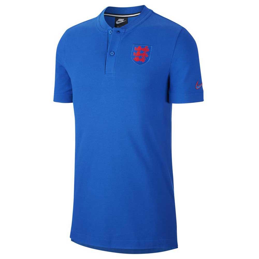 Nike England 20/21 S Sport Royal / Challenge Red