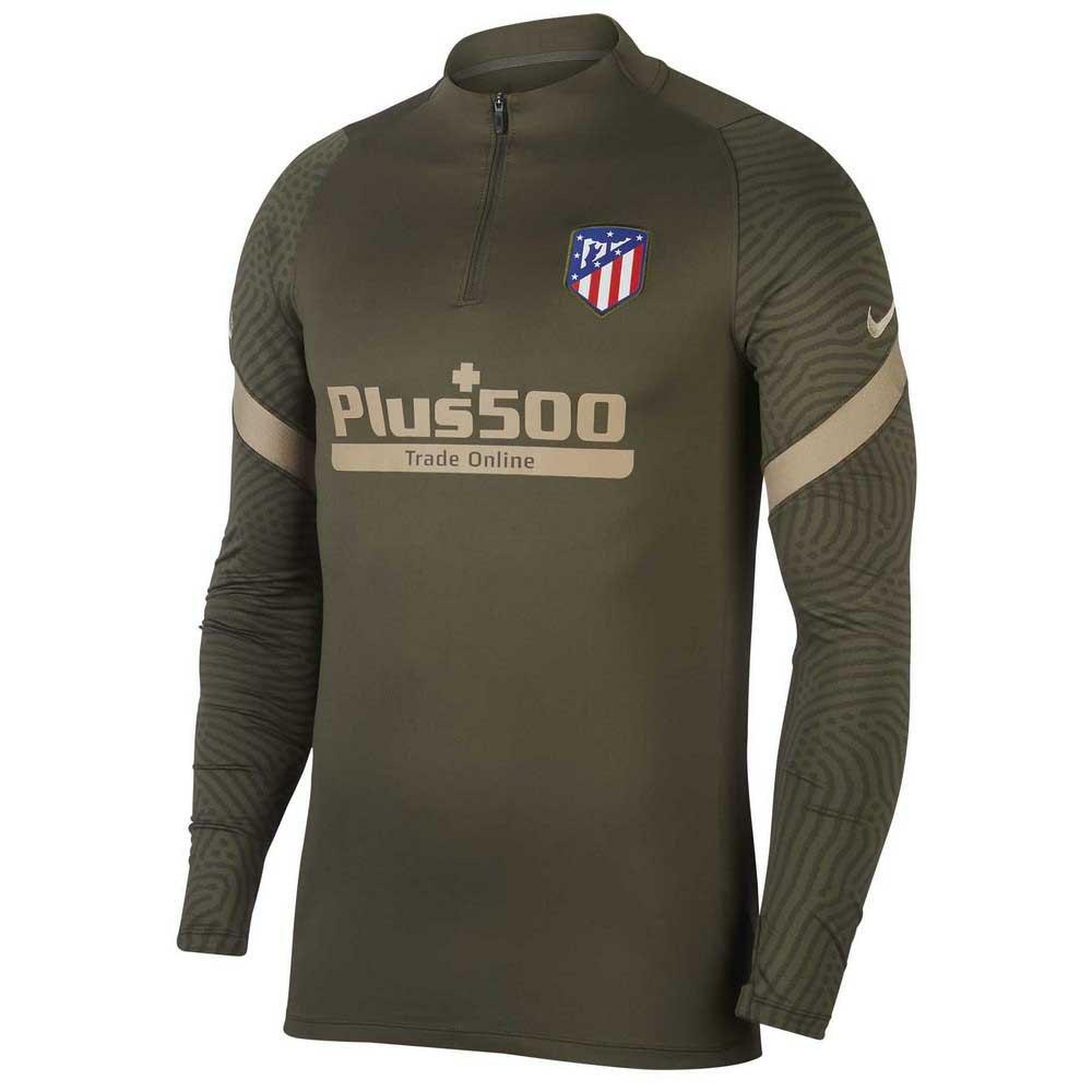 Nike Atletico Madrid Strike Drill 20/21 XS Cargo Khaki / Cargo Khaki / Khaki / Khaki
