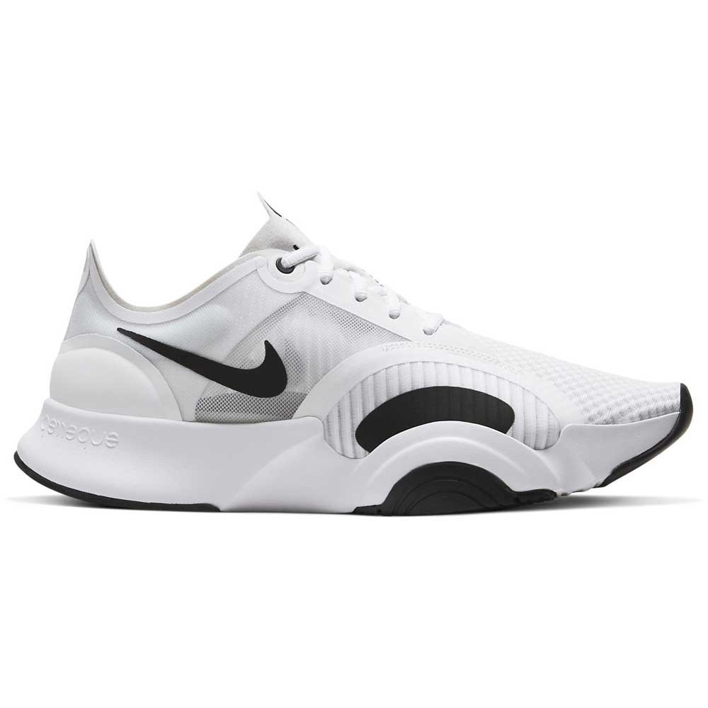 Nike Superrep Go EU 46 White / Black / Photon Dust
