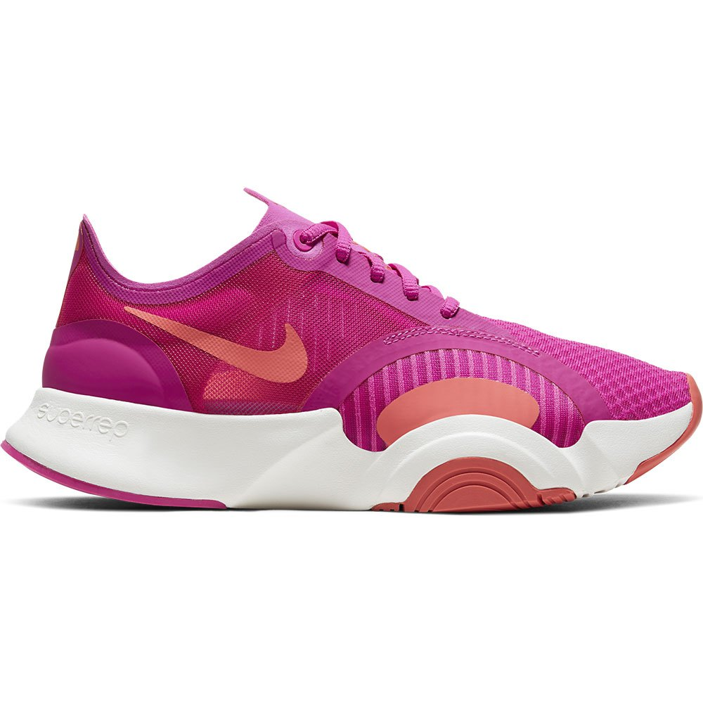 Nike Superrep Go EU 37 1/2 Fire Pink / Magic Ember / Summit White