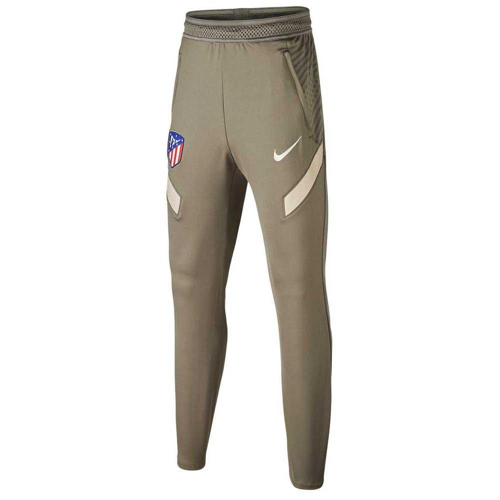 Nike Atletico Madrid Dry Strike 20/21 S Cargo Khaki