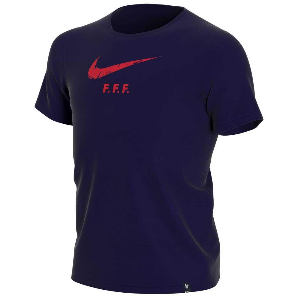 Nike France Training Ground 2020 Junior L Blackened Blue