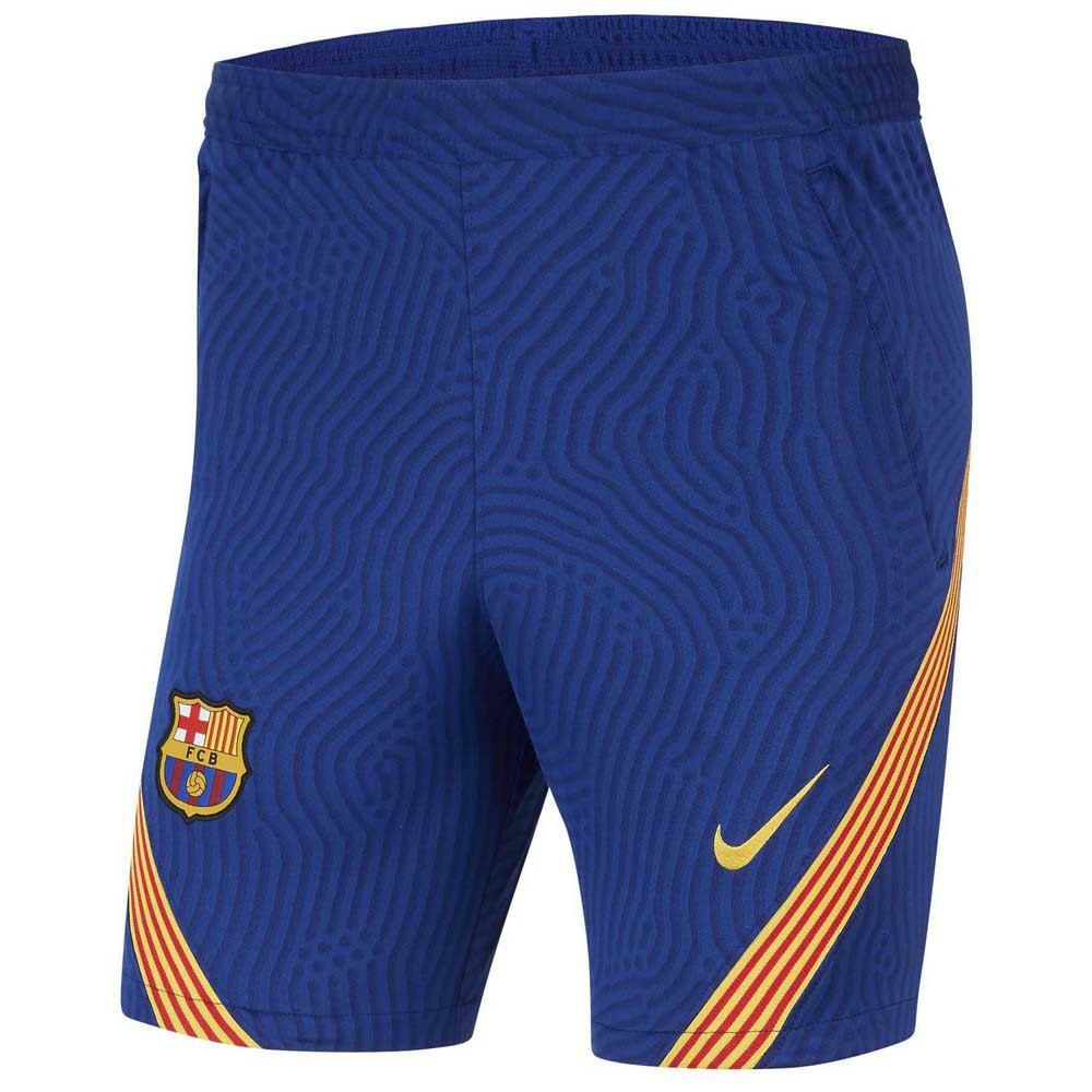 Nike Fc Barcelona 20/21 XL Deep Royal Blue / Amarillo