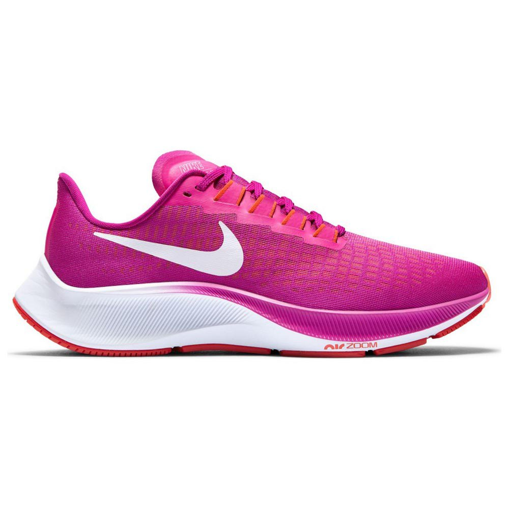 Nike Air Zoom Pegasus 37 EU 41 Fire Pink / White / Team Orange / Magic Ember