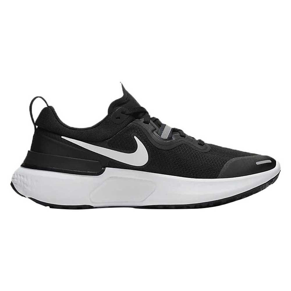Nike React Miler EU 41 Black / White / Dark Grey / Anthracite