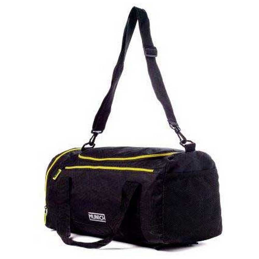 Munich Bag Team One Size Black / Yellow