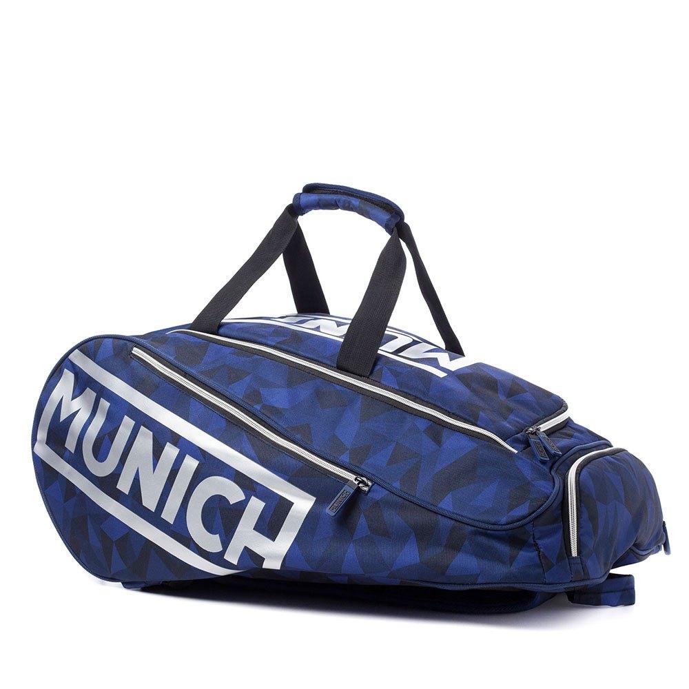 Munich Sac Raquette Padel 6575012 One Size Black / Blue
