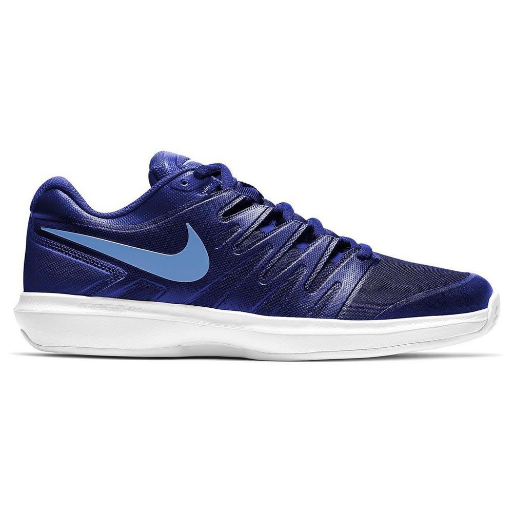 Nike Court Air Zoom Prestige Clay EU 38 1/2 Deep Royal Blue / Coast / White