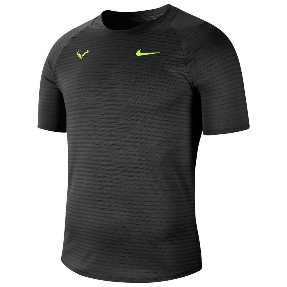 Nike Court Aeroreact Rafa Slam S Black / Volt