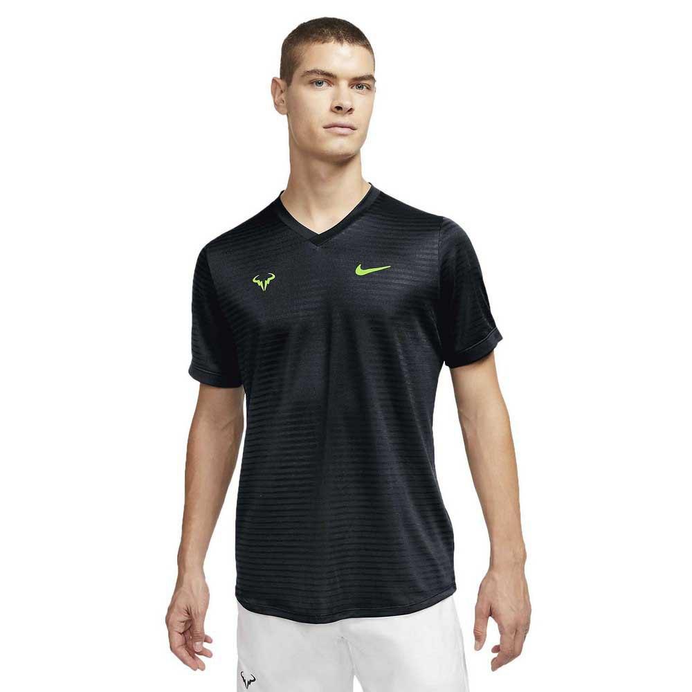 Nike Court Rafa Challenger XL Black / Volt