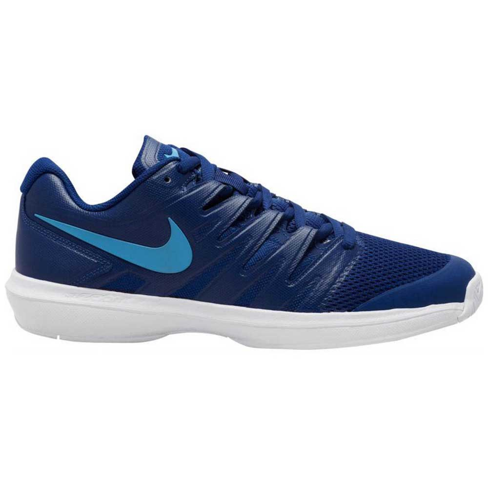 Nike Court Air Zoom Prestige Hard Court EU 49 1/2 Deep Royal Blue / Coast / White