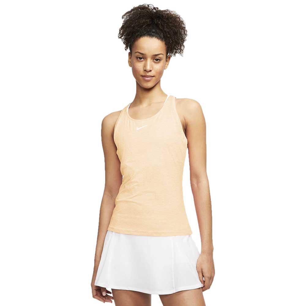 Nike Court Dri Fit XL Guava Ice / White
