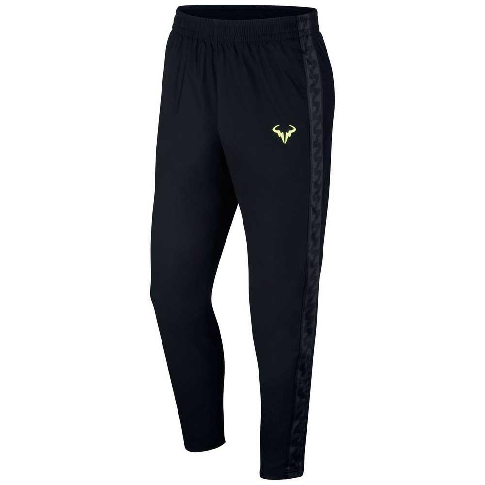 Nike Court Rafa S Black / Volt