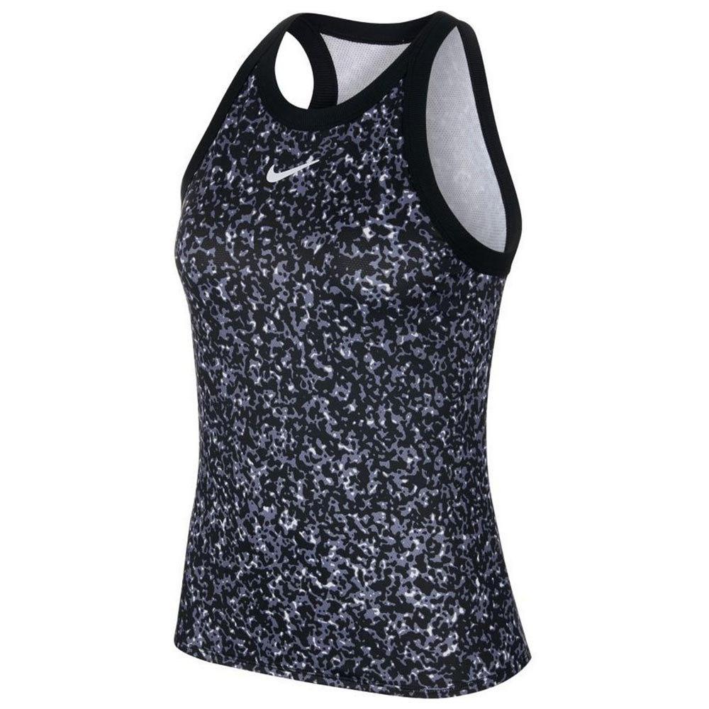 Nike Court Dri Fit Printed XS Black / White
