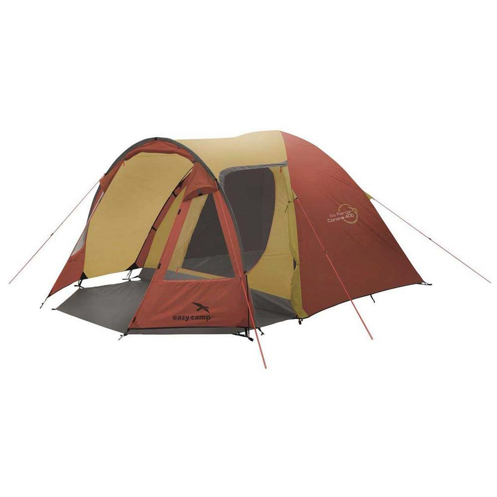 Easycamp Corona 400 4 Places Gold Red