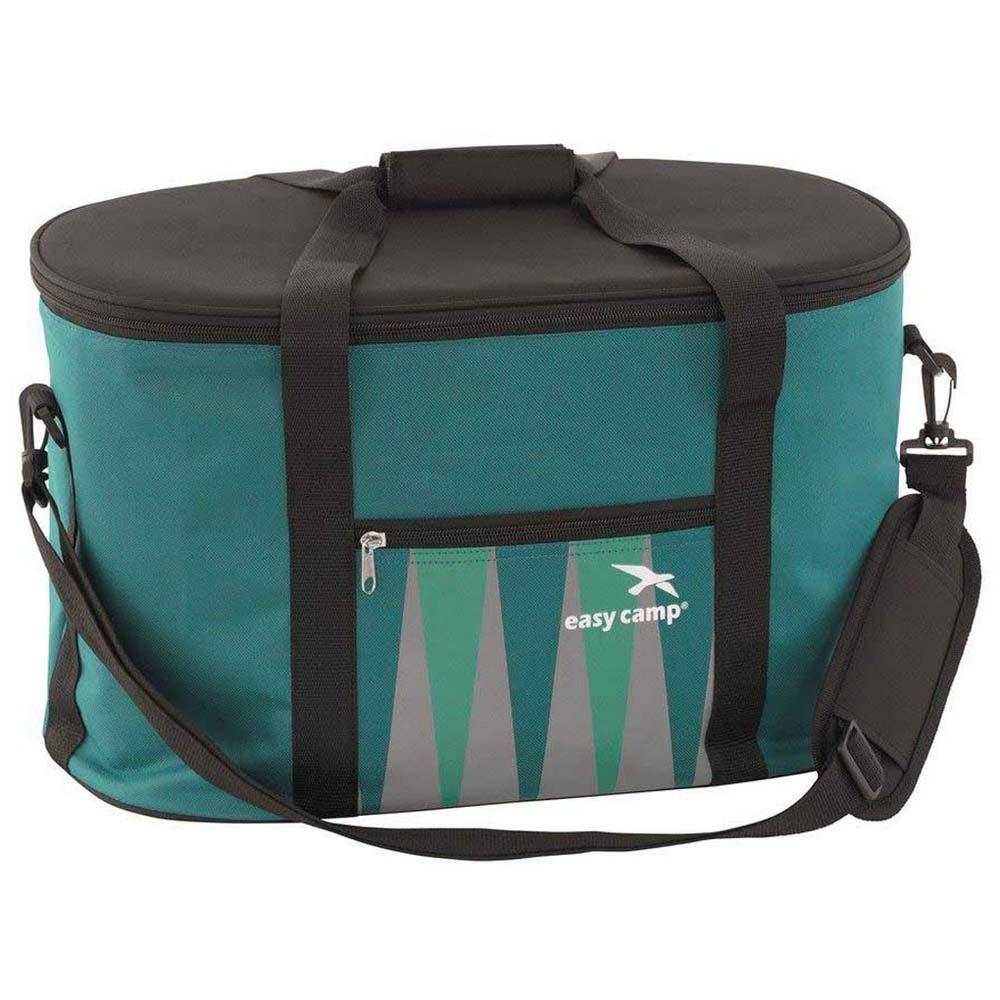 Easycamp Backgammon Cool Bag L 28l One Size Petrol Blue