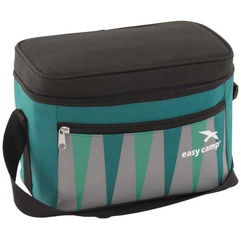 Easycamp Backgammon Cool Bag M 15l One Size Petrol Blue