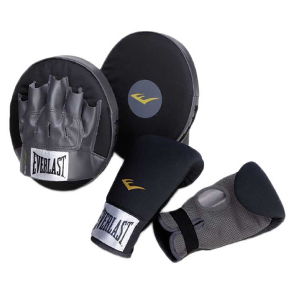 Everlast Equipment Boxing Fitness Kit One Size Black
