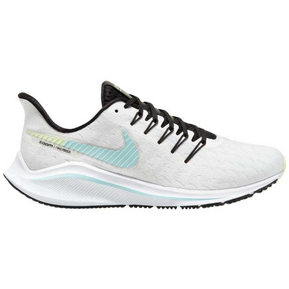 Nike Air Zoom Vomero 14 EU 41 White / Glacier Ice / Black / Pure Platinum