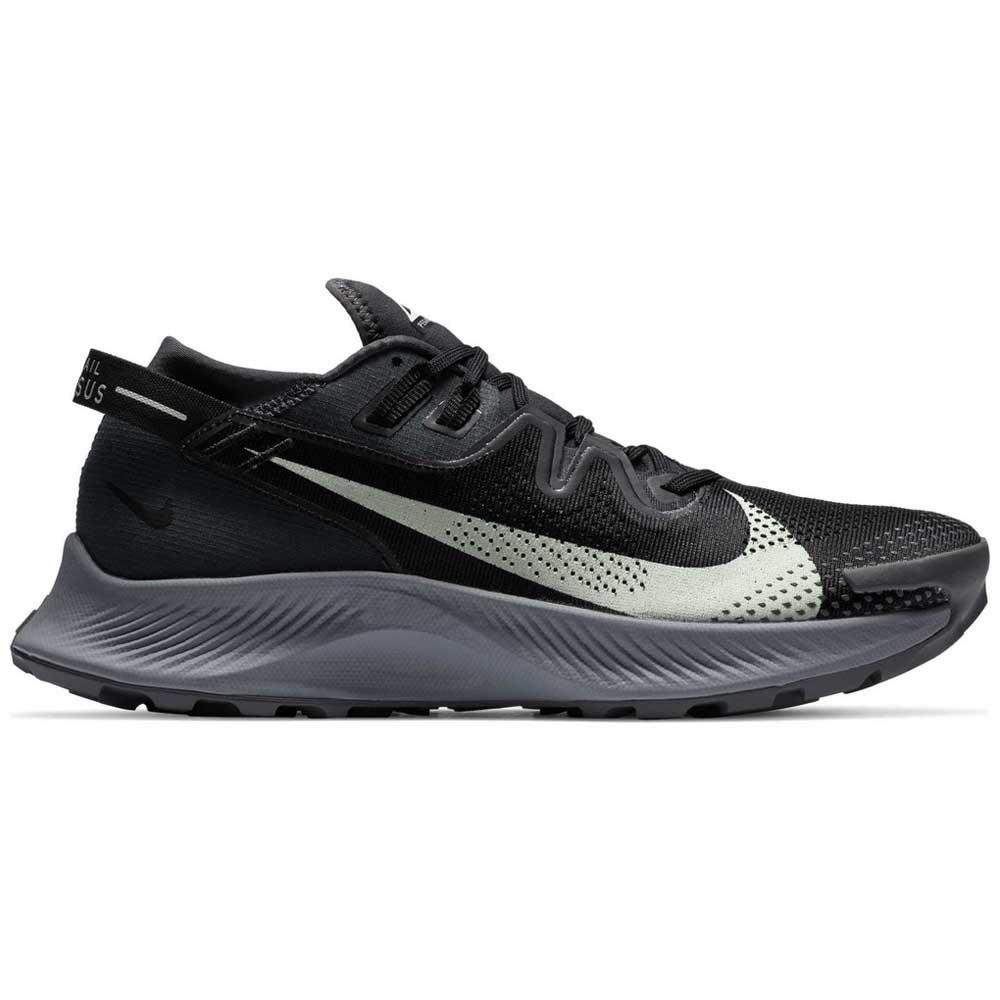 Nike Pegasus Trail 2 EU 43 Black / Spruce Aura / Dk Smoke Grey