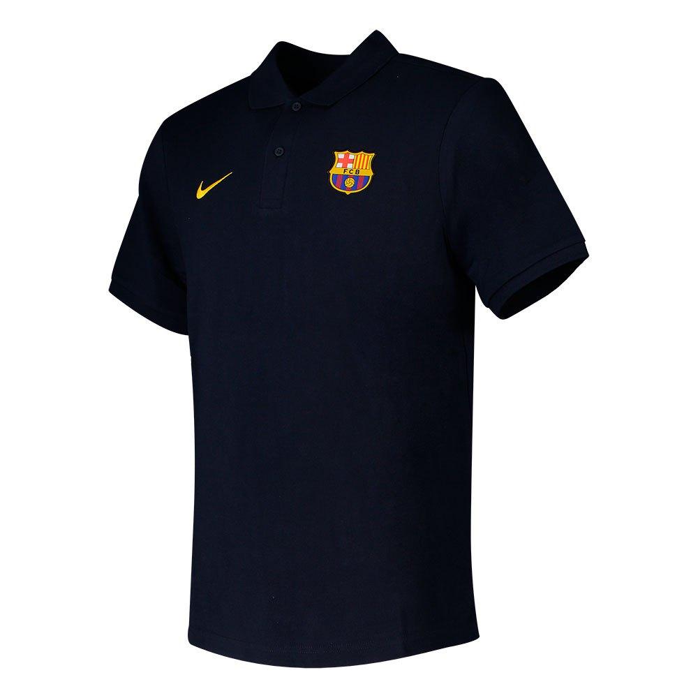 Nike Fc Barcelona 20/21 L Dark Obsidian / Yellow