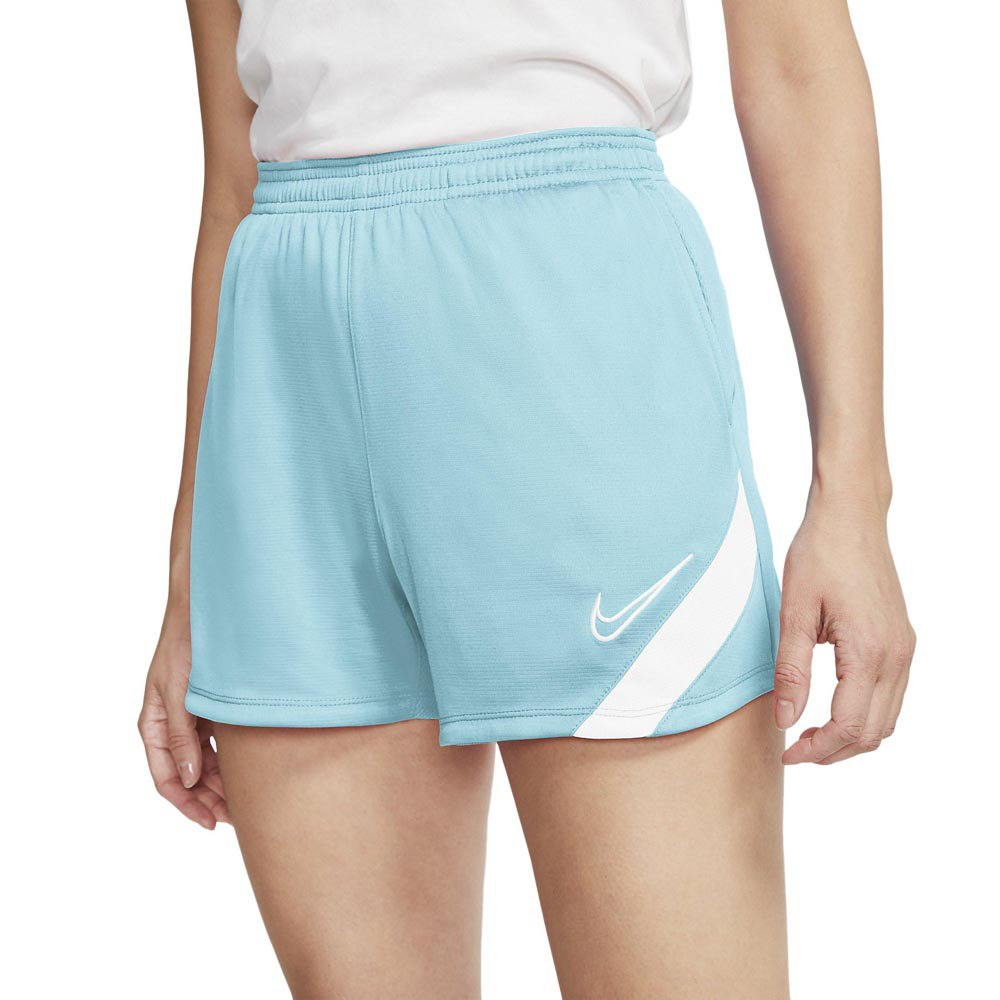 Nike Short Dri Fit Academy Pro S Glacier Ice / White