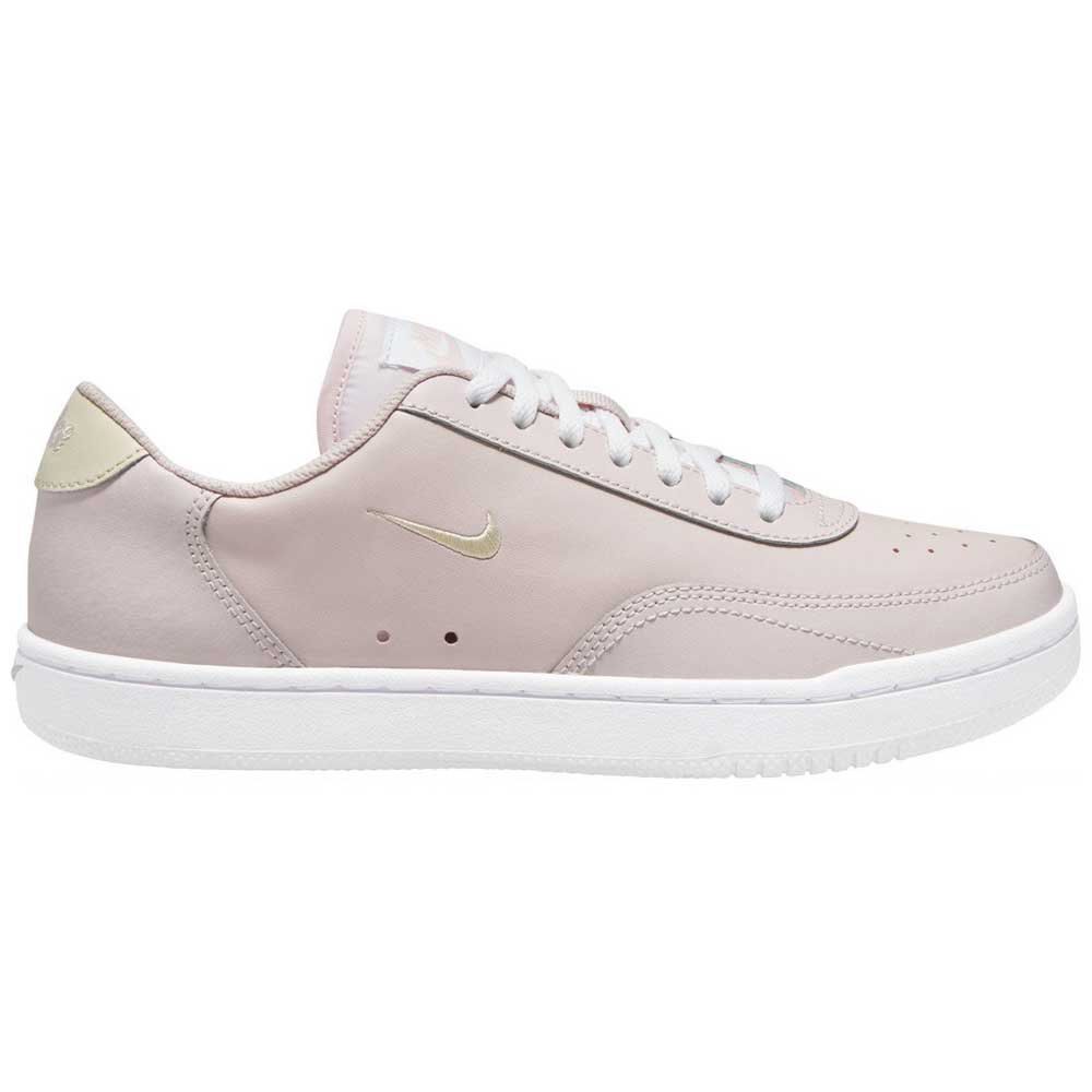 Nike Sportswear Court Vintage EU 41 Barely Pink / Fossil / White
