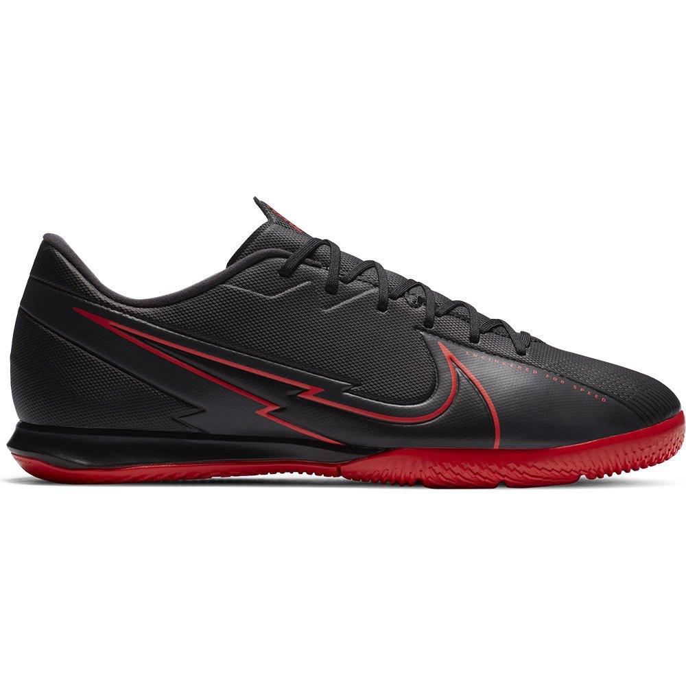 Nike Chaussures Football Salle Mercurial Vapor Xiii Academy Ic EU 45 Black / Dk Smoke Grey