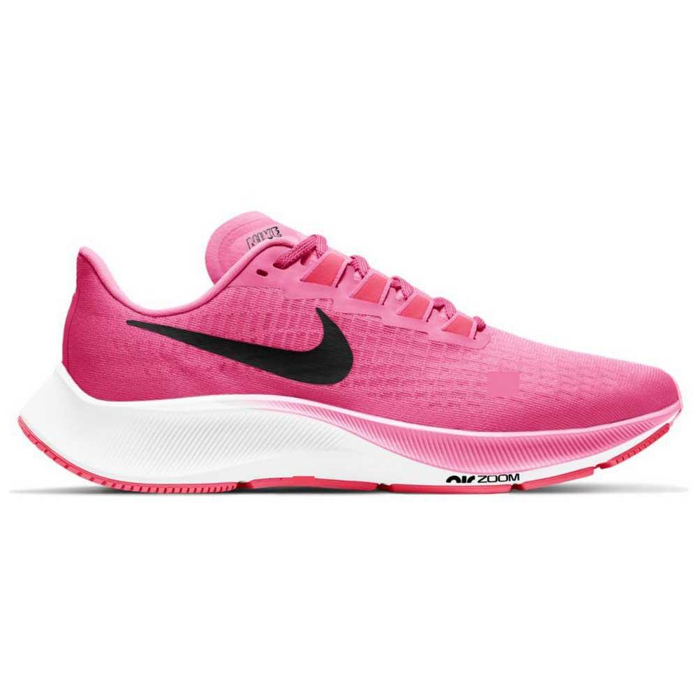 Nike Air Zoom Pegasus 37 EU 41 Pink Glow / Black / Platinum Violet / White