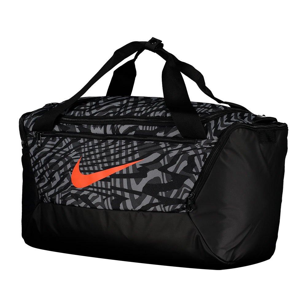 Nike Brasilia One Size Black / Smoke Grey / Team Orange