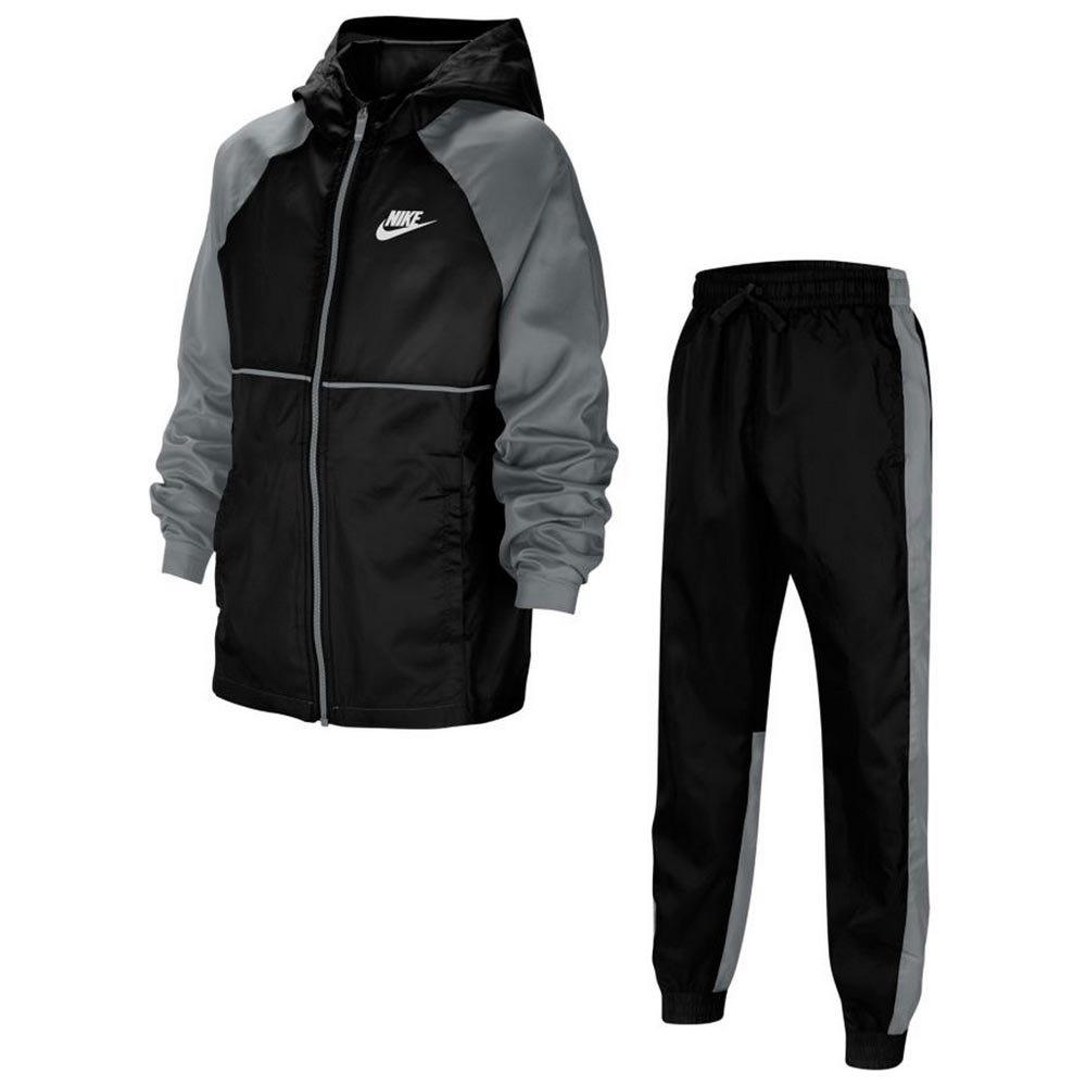 Nike Sportswear XS Black / Smoke Grey / White