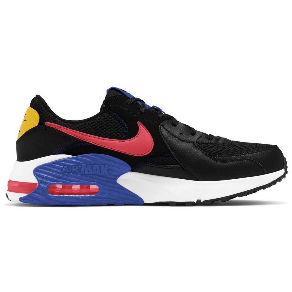 Nike Air Max Excee EU 40 Black / Flash Crimson / White / Game Royal