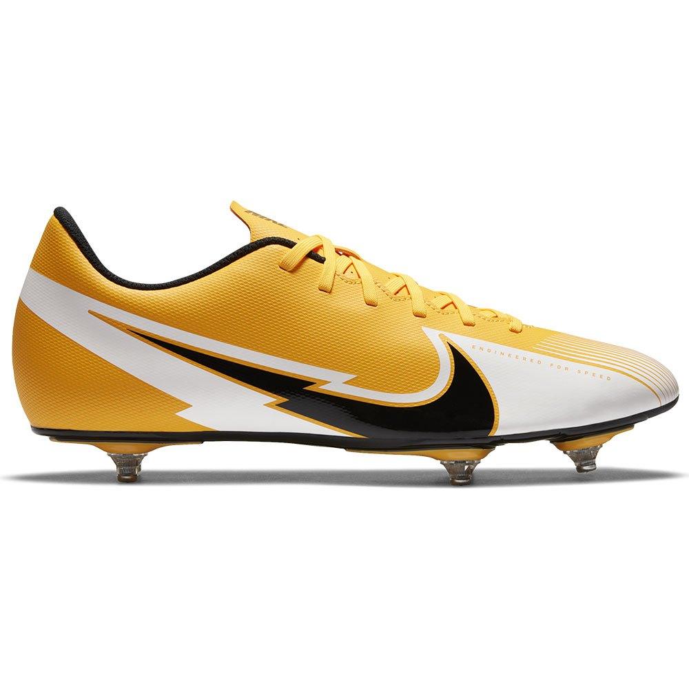 Nike Mercurial Vapor Xiii Club Sg Football Boots EU 43 Laser Orange / Black / White