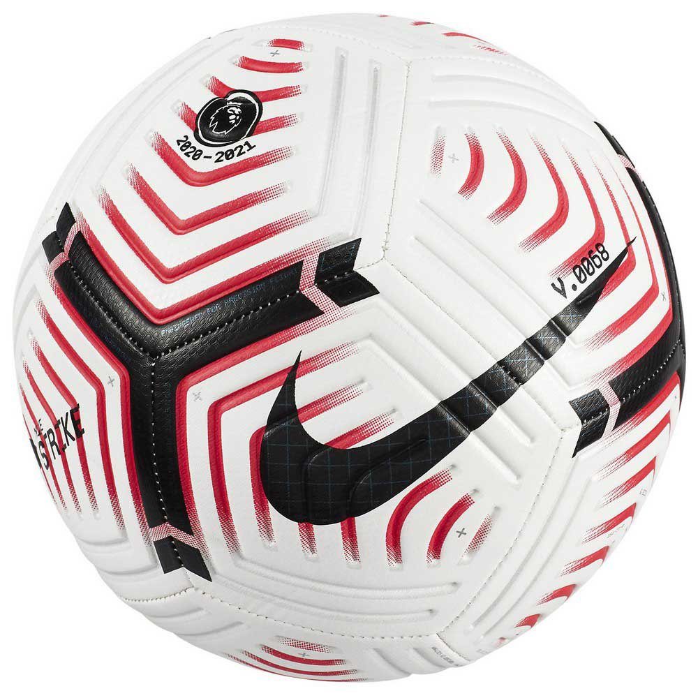 Nike Ballon Football Premier League Strike 20/21 3 White / Laser Crimson / Black